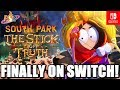 Nintendo Switch - South Park The Stick of Truth Confirmed & Fortnite Nets $1 Billion for Epic!