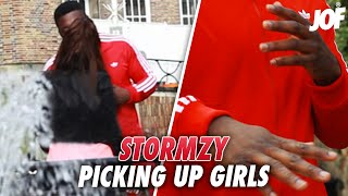 One of Jemel One Five's most viewed videos: STORMZY PICKING UP GIRLS