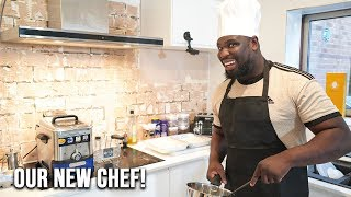 Meet Our New Chef!