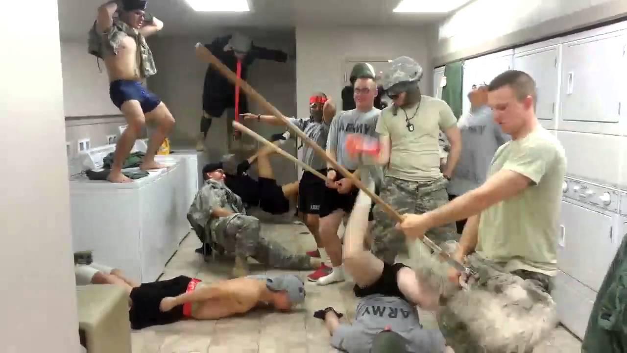 Harlem Shake Ait Fort Sam Houston Texas Youtube