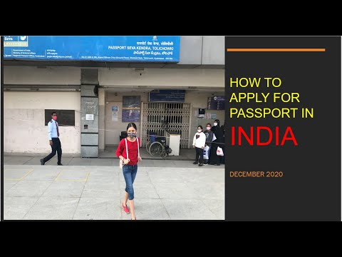 Secrets of Passport Seva Kendra 2020 | Documents For Passport Application in India | Passport cover