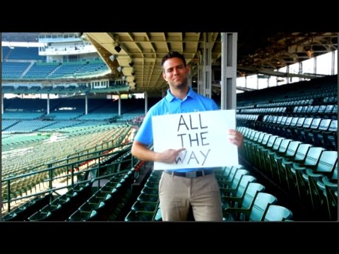 All the Way - Eddie Vedder Cubs Song [OFFICIAL VIDEO]