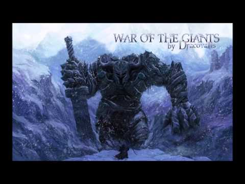 Dracovallis - War Of The Giants (Epic Symphonic Power Metal)