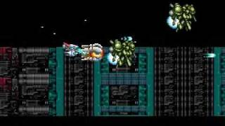 R-Type III - The Third Lightning (GBA) - 1st Stage