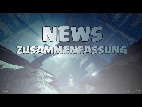 Destiny 2 : Alle wichtigen News im Überblick | Deutsch Zusammenfassung