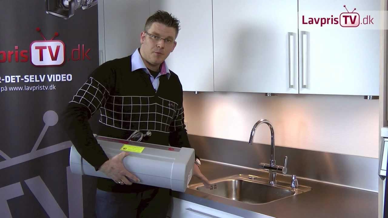 kogende vandhane thermex