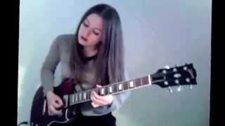 女ギターリスト、屈指のギターソロ10連発!