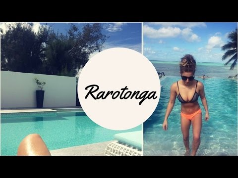 ☀ Follow Me Around | Rarotonga Trip 2015 ☀