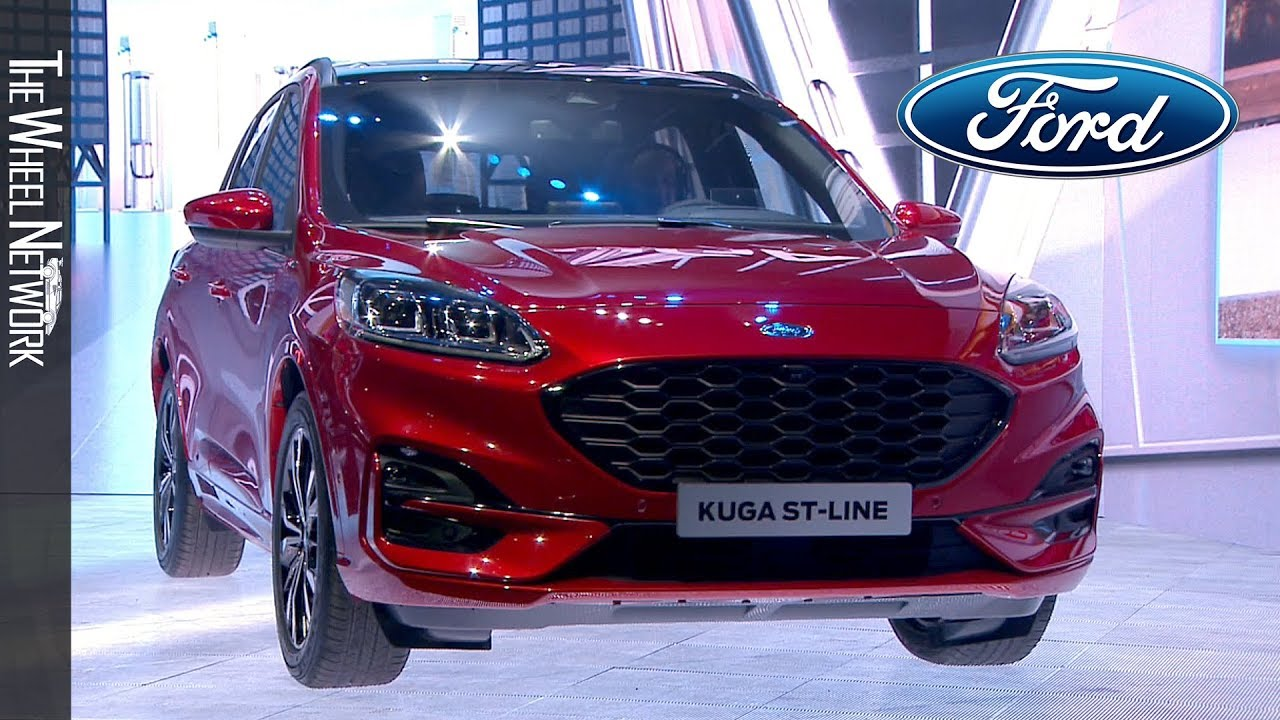 2020 Ford Kuga Reveal Full Press Conference 2020 Ford Escape Youtube