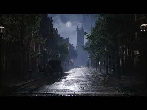 Victorian City | Ambience | 2 hours