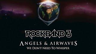 Angels And Airwaves - The Adventure | Rock Band 3: Keys Expert FC [60FPS]