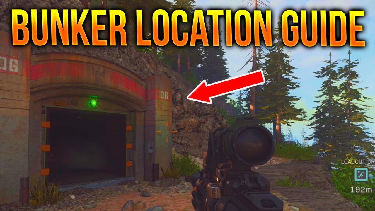 ALL SECRET BUNKER LOCATIONS IN WARZONE! – Modern Warfare Warzone