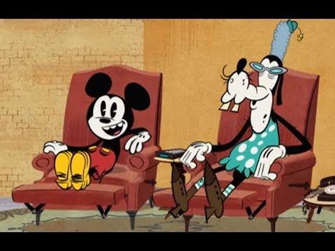 Goofy's Grandma | A Mickey Mouse Cartoon | Disney India Official
