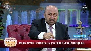 Ömer Döngeloğlu İle Sahur Vakti - 18 Mayıs 2018