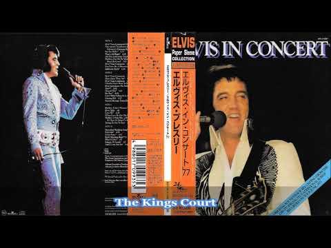 Elvis Presley - Elvis In Concert 1977 - Full Album - Japan Paper Sleeve Collection