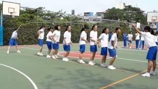 大華國中120跳繩比賽(女)