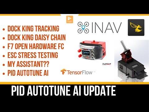 DIY FPV Antenna Tracker , F7 Open Hardware FC, ESC Stress Testing