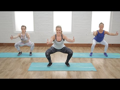 30-Minute Calorie-Torching Bodyweight Workout