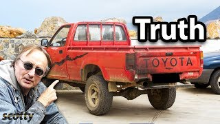 The Truth About Buying an Old Toyota Pickup Truck