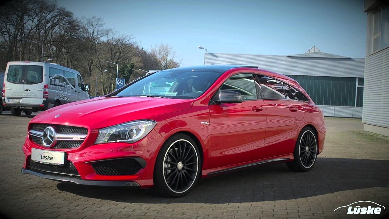 cla 45 amg i 360ps i performance sitze i carbon i mercedes benz l ske in cloppenburg youtube. Black Bedroom Furniture Sets. Home Design Ideas