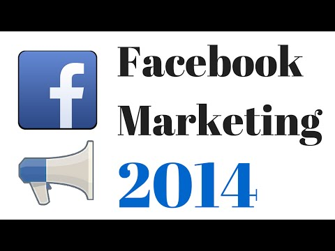 Facebook Marketing + Advertising Tutorial for Business Pages 2014 Learn Marketing on Facebook Fast!