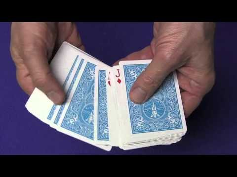Slop Card Trick Tutorial My Favorite Trick