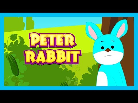 PETER RABBIT - ANIMATED MOVIE FULL || KIDS HUT ENGLISH STORIES - ANIMATED BEDTIME STORY FOR KIDS