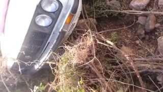Didim Akbük kavşağında kaza