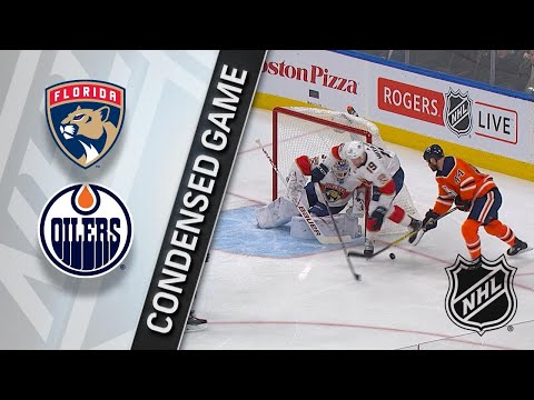 02/12/18 Condensed Game: Panthers @ Oilers