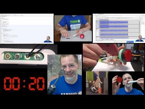 Ninja Timer DIY - Relaxed RL Project