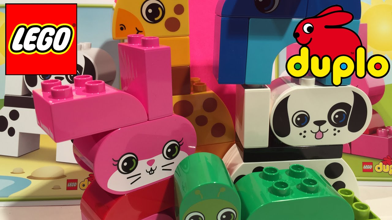 Duplo Lego - All In One Pink Box Of Fun For Kids Worldwide ...   What Are Duplos