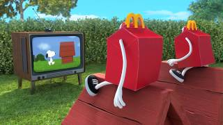 Happy Meal - Snoopy Peanuts