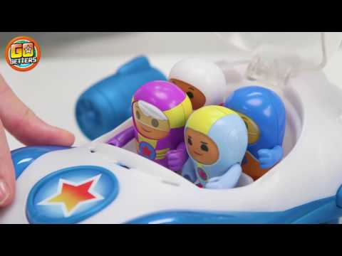 Go Jetters  - Argos Toy Unboxing