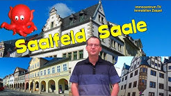 Saalfeld/Saale🏰⛲🍸Stadtrundgang  in d. alten thüringer Stadt *Sehenswürdigkeiten*Doku*Imagevideo