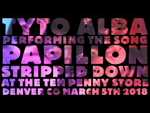"""Tyto Alba - """"Papillon"""" 