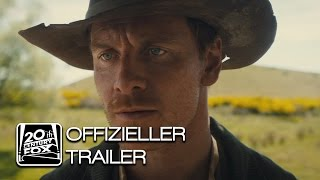 Slow West | Trailer 1 | Deutsch HD German (Michael Fassbender)
