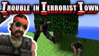 Der Menschen-Baum! | Trouble in Terrorist Town - TTT | Zombey