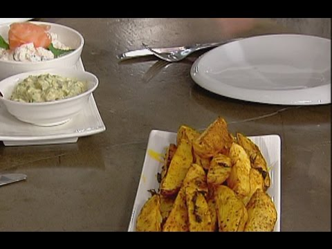Whats Cooking - 22/08/2016 - Potato Wedges