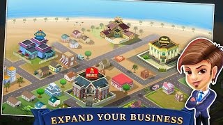 Resort Tycoon Preview HD 1080p