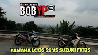 FX125 vs LC135 | Teaser | BOB YP TV
