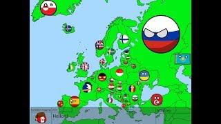 Alternate Future of Europe | The Mini Movie (old)