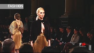 LUI by LUIZA ROMANIAN FASHION PHILOSOPHY Fall Winter 2017 2018   Fashion Channel