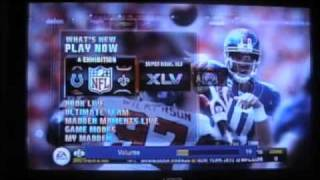 Madden NFL 11 Game Review
