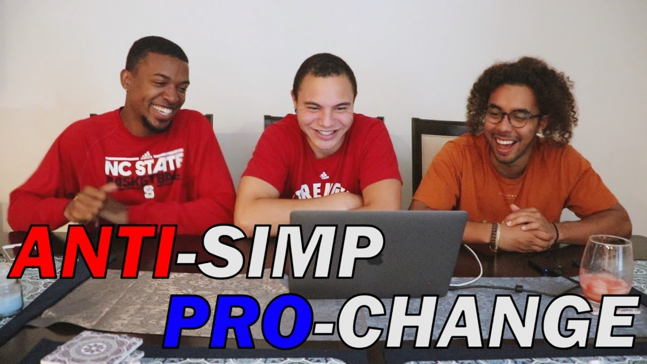 7 WAYS TO NOT BE A SIMP IN 2020   (REACTION)