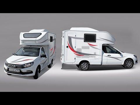 LADA GRANTA + BRONTO Wohnmobile, Neu 2020