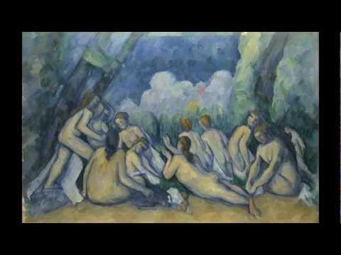 Cézanne, Bathers