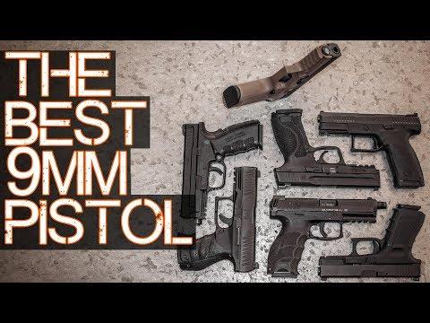 The BEST 9mm Pistol - Detailed comparison of the most popular 9mm handguns