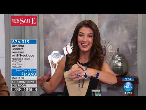 HSN | Mine Finds By Jay King Jewelry Year End Specials 12.29.2017 - 12 PM