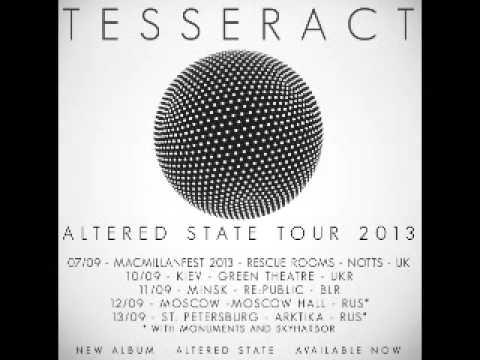 Tesseract - Resist (Instrumental Version)
