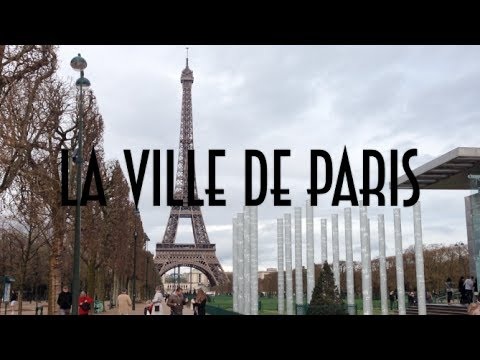 la ville de paris youtube. Black Bedroom Furniture Sets. Home Design Ideas
